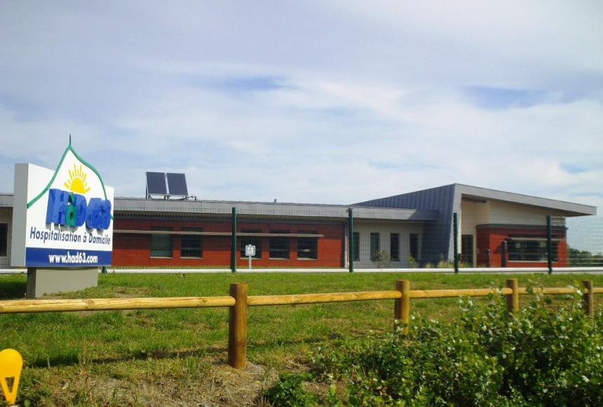 H à D 63 - Bâtiment de bureaux