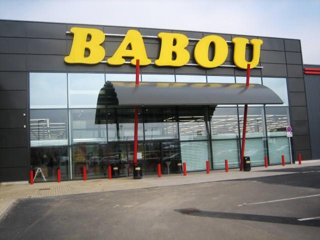 BABOU Aménagement Magasin 62