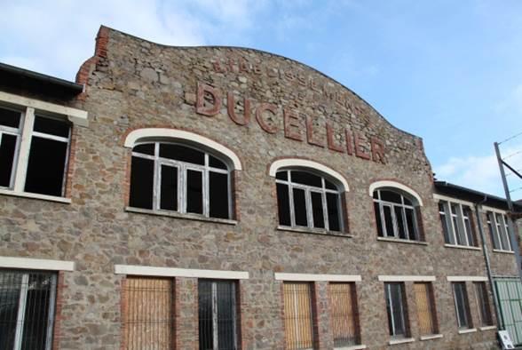 VILLE D'ISSOIRE - Réhabilitation d'un bâtiment à Issoire 63