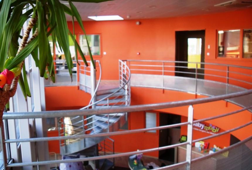 GOLDEN MOOV Extension bureaux Clermont-Ferrand 63