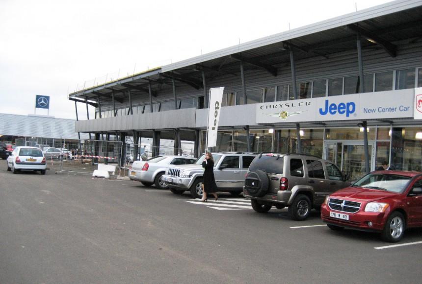 NEW CENTER CAR à Aubière 63