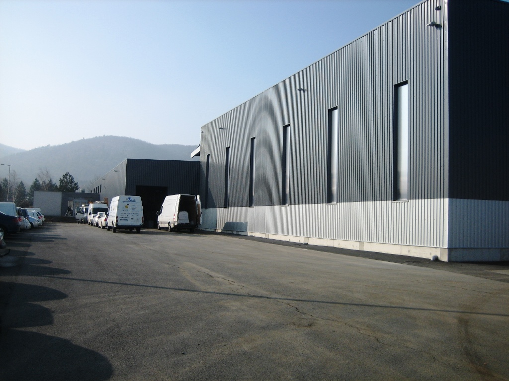 Pgdis r habilitation extension b timent logistique for Cout batiment industriel m2