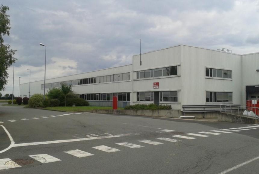 SELIA - Aménagement d'un bâtiment et parking à Chappes 63