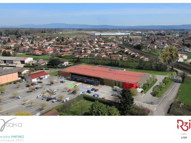 CARREFOUR MARKET - Extension à Bourg en Bresse (01)T-Bourg-en-B-30.09.15.jpg