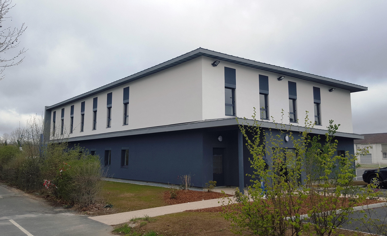 PÔle emploi u2013 bâtiment de bureaux à montlucon 03 r3i nous
