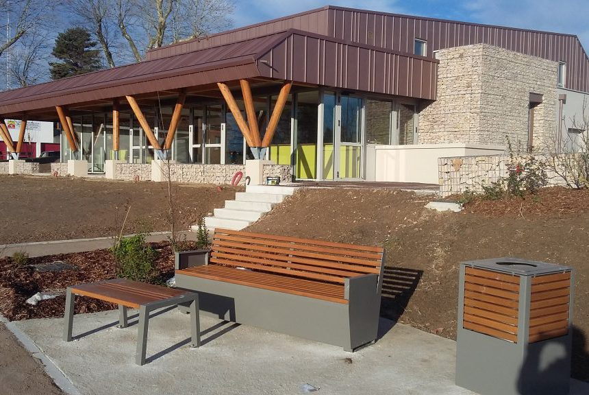 Commune de Pionsat - Construction de la salle des fêtes de Pionsat (63)
