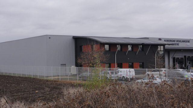 SCI BERTRAND - Construction d'une extension d'entrepôt sec